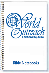 Bible Notebooks