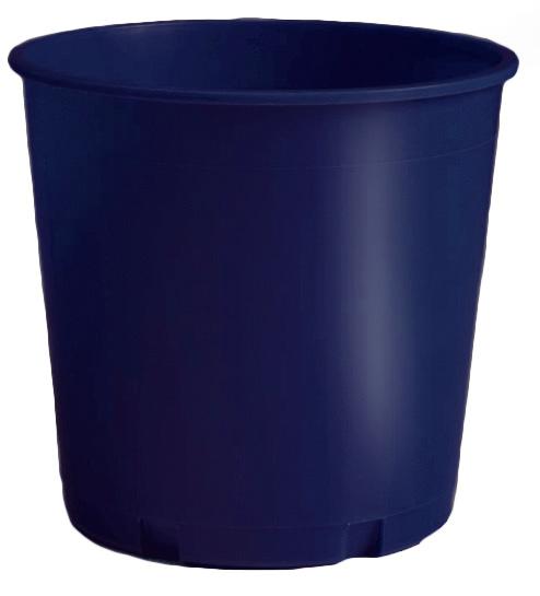 Dark Blue Offering Bucket