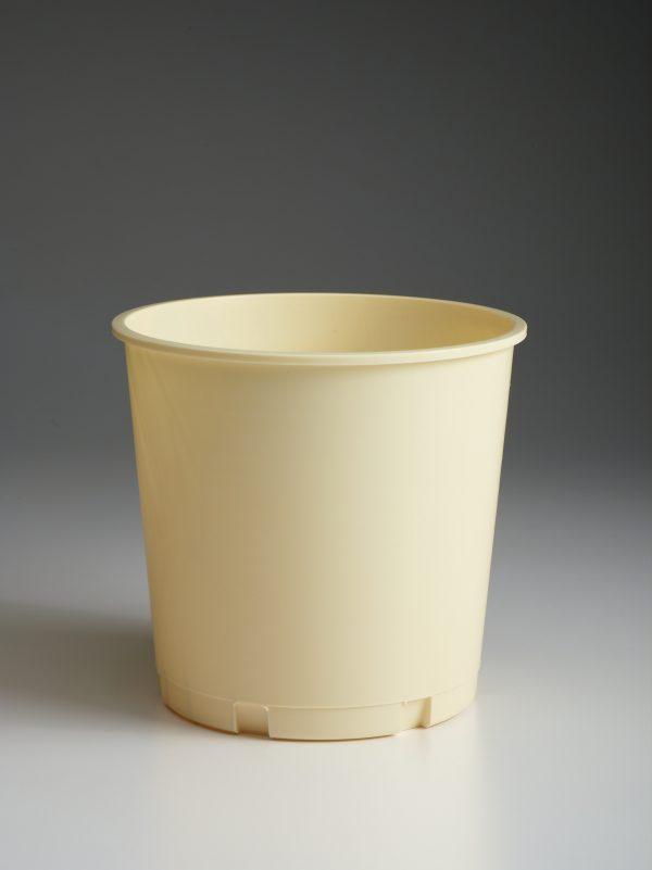 Blank Creme Offering Bucket
