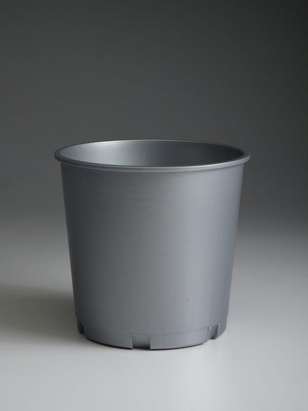 Grey Blank Offering Bucket