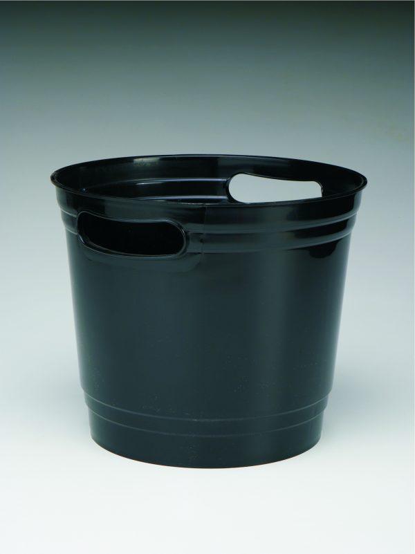 Black Offering Bucket With Handles